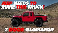 jeep truck 2020 2 door 2 door jeep gladiator in photoshop time lapse