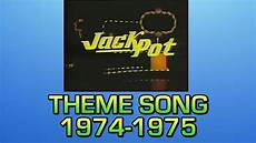 Free Game Show Music Game Show Music Jackpot Theme Song 1974 1975 Youtube