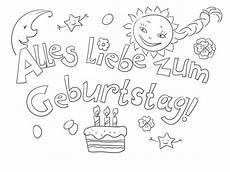 Kostenlose Malvorlagen Geburtstag Ausmalbilder Geburtstag Kostenlos Ausmalen Club
