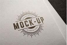Logo Mockup Free Free Logo Mockup Psd