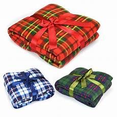 luxury soft flannel fleece blanket throw sofa bed large