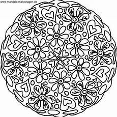 Malvorlagen Erwachsene Mandala Pin Auf Ausmalbilder