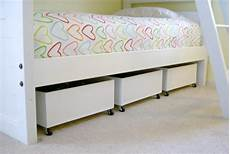 that s my letter diy underbed storage bins from plywood