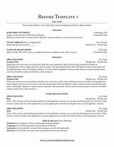 A Blank Resume Download Resume Format Amp Write The Best Resume