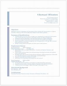 Microsoft Word Assistance Dental Assistant Resume Word Templates For Free Download