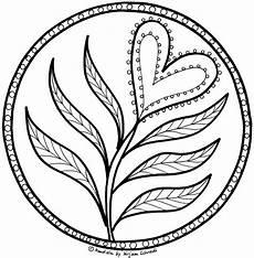 Ausmalbilder Erwachsene Herz Mandalas Zum Ausdrucken Mandala Herz Ausmalbilder