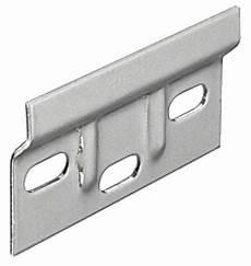 wall plate for cabinet hanger length 63 mm h 228 fele u k