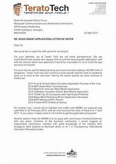 Contoh Appeal Letter Contoh Application Letter Untuk Fresh Graduate