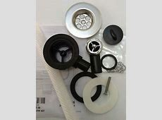 Kitchen Sink Spares Waste Kit 50mm Waste Outlet Taps And Sinks Online