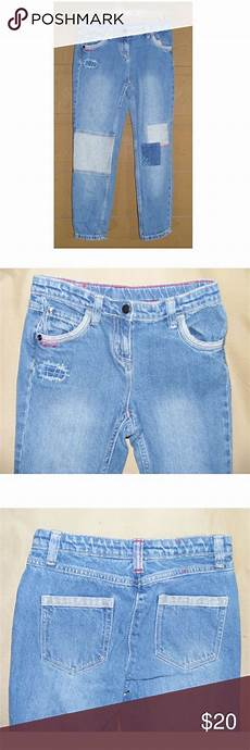 Andersson Size Chart 130 Andersson Girls Jeans 130 8 Patchwork