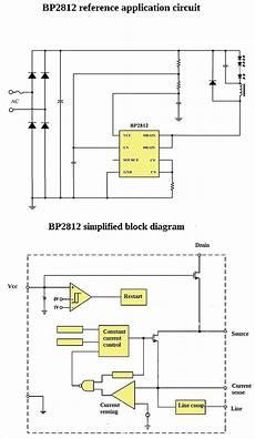 Lighting Diagram Maker What S Inside And Led Bulb Teardown Explanation