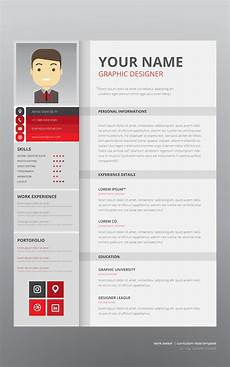 Curriculum Vitae Layout Template Job Search Curriculum Vitae Template Download Free