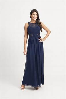 navy floral lace maxi dress from uk