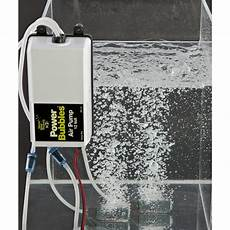 Power Bubble Marine Metal Products 174 Power Bubbles 12v Dc Aeration Pump