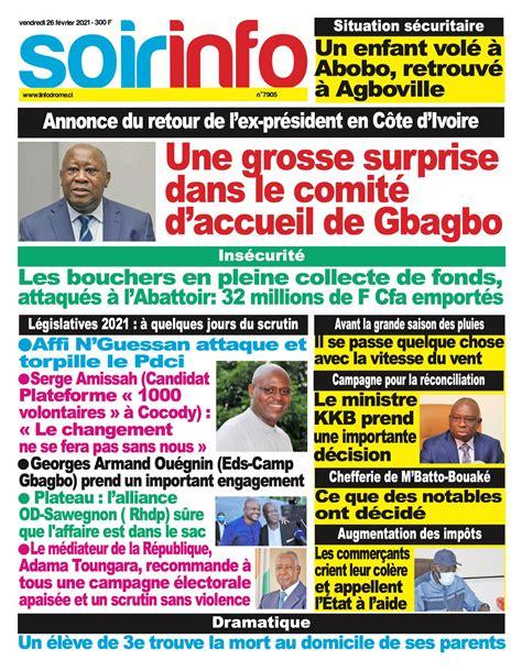 Www Abidjan Net Titrologie