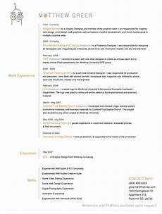 Outstanding Resume Examples 27 More Outstanding Resume Designs Part Ii Resume