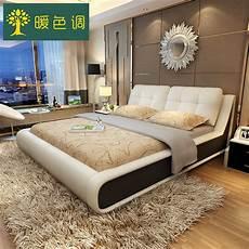 bedroom furniture sets modern leather size storage