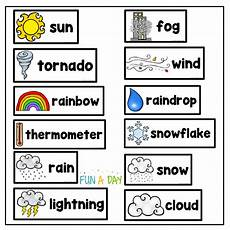 Weather Chart For Preschool Classroom Printable 25 Awesome Ideas You Ll Love For Your Preschool Weather Theme
