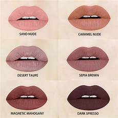 Brown And Liquid Matte Lipsticks Amp Dark Espresso