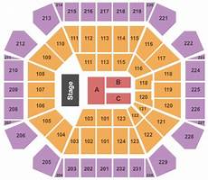 Starland Ballroom Seating Chart United Spirit Arena Tickets And United Spirit Arena