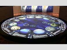 Drops of Wisdom: Interactive circular table   YouTube