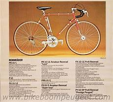 Peugeot 1977 Germany Brochure