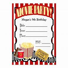 Movie Themed Invitation Template Free Blank Movie Ticket Invitation Template Free Download Aashe