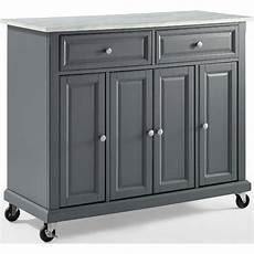 crosley kitchen islands crosley avery kitchen cart vintage grey discount bandit