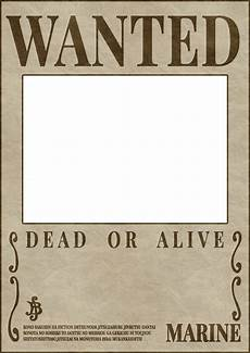 One Piece Wanted Poster One Piece Wanted Poster Template Clay Stage