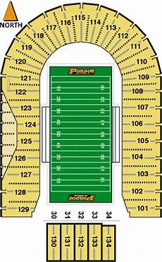 Purdue Stadium Seating Chart Michigan Fan Section Penn State Purdue Mgoblog