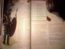 5e Backgrounds Chart Quick Look At The Dnd 5e Player S Handbook S Part 1 Www
