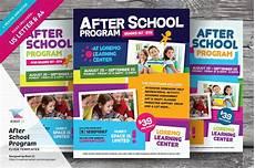 Programs To Make Flyers After School Program Flyer Templates Flyer Templates