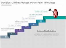 Making Powerpoint Decision Making Process Powerpoint Templates