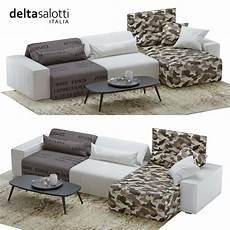 Ground Sofa 3d Image by ознакомьтесь с моим проектом Behance 171 3d Model Sofa