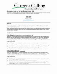 Entry Level Rn Resume Entry Level Rn Resume Templates At Allbusinesstemplates Com