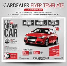 Car Sale Flyer Car Dealer Flyer Magazine Ad By Blogankids Graphicriver