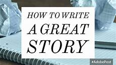 How To Write A Resu How To Write A Great Short Story The 8 Point Story Arc