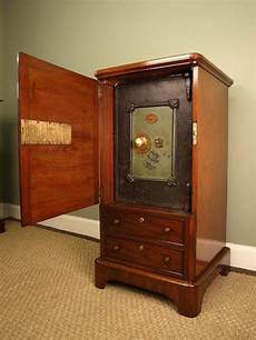 antiques atlas mahogany safe cabinet