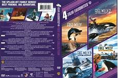 Free Movie Cover Free Willy 4 Movie Collection 1993 2010 R1 Dvd Cover