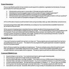 Sample Project Outline 10 Sample Project Outline Templates To Download Sample