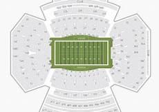 Nebraska Cornhuskers Stadium Seating Chart Memorial Stadium Nebraska Seating Chart Seating Charts