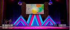 Different Stage Designs Stacked Triangles Church Stage Design Ideas