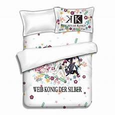 japanese anime k bed sheets bedding sheet bedding sets