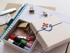 sewing kit gift box hometalk