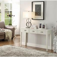 home decorators collection amelia 3 drawer white wooden