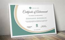 Certificate Format Template Elegant Certificate Template Docx Stationery Templates