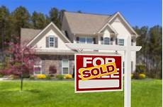 Picture Of House For Sale Sold Home For Sale Real Estate Sign And House Stock Image