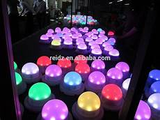 Under Table Led Lights New Decoration Light Under Table Light Decoration 7 Colors