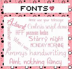 Girl Fonts Cute Girl Fonts Set Other Font Free Download