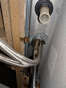 Remove Kitchen Faucet Plumbing How To Remove Single Kitchen Faucet